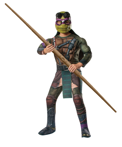 Boy's Donatello Costume - Ninja Turtles