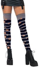 distressed-opaque-striped-thigh-highs