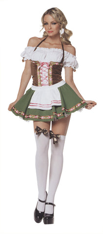 Women's Gretchen Beer Garden Costume
