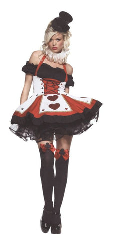 Women's Pretty Playing Card Costume