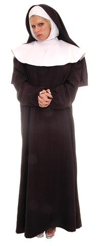 Women's Mother Superior Costume