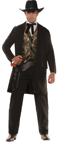 Men's The Gambler Costume