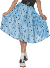 50s-musical-note-skirt