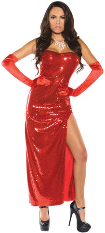 Women's Bombshell Costume