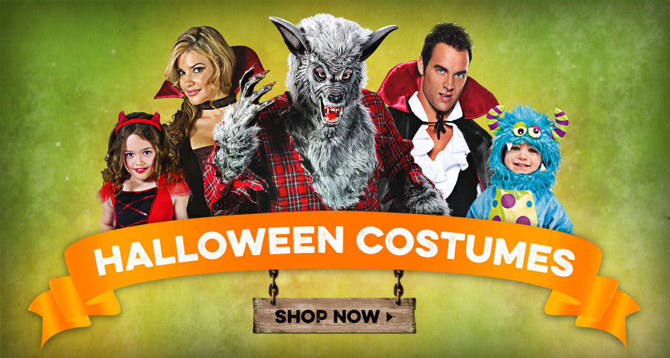 Buy Halloween Costumes for Kids & Adults