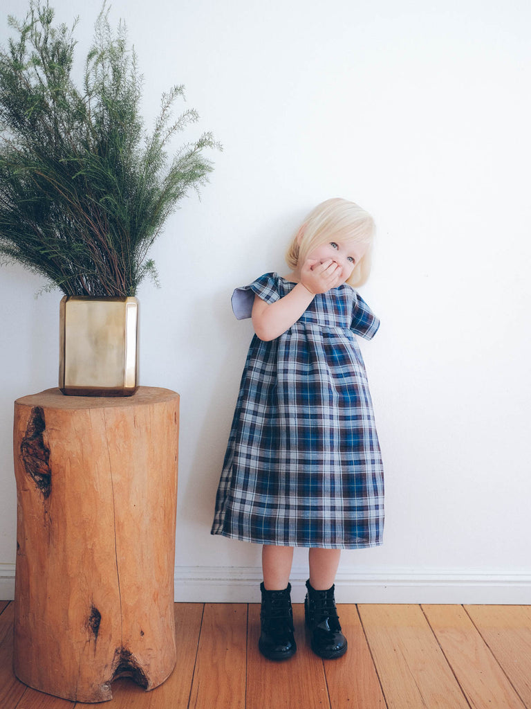 Dream Dress - Highland Plaid