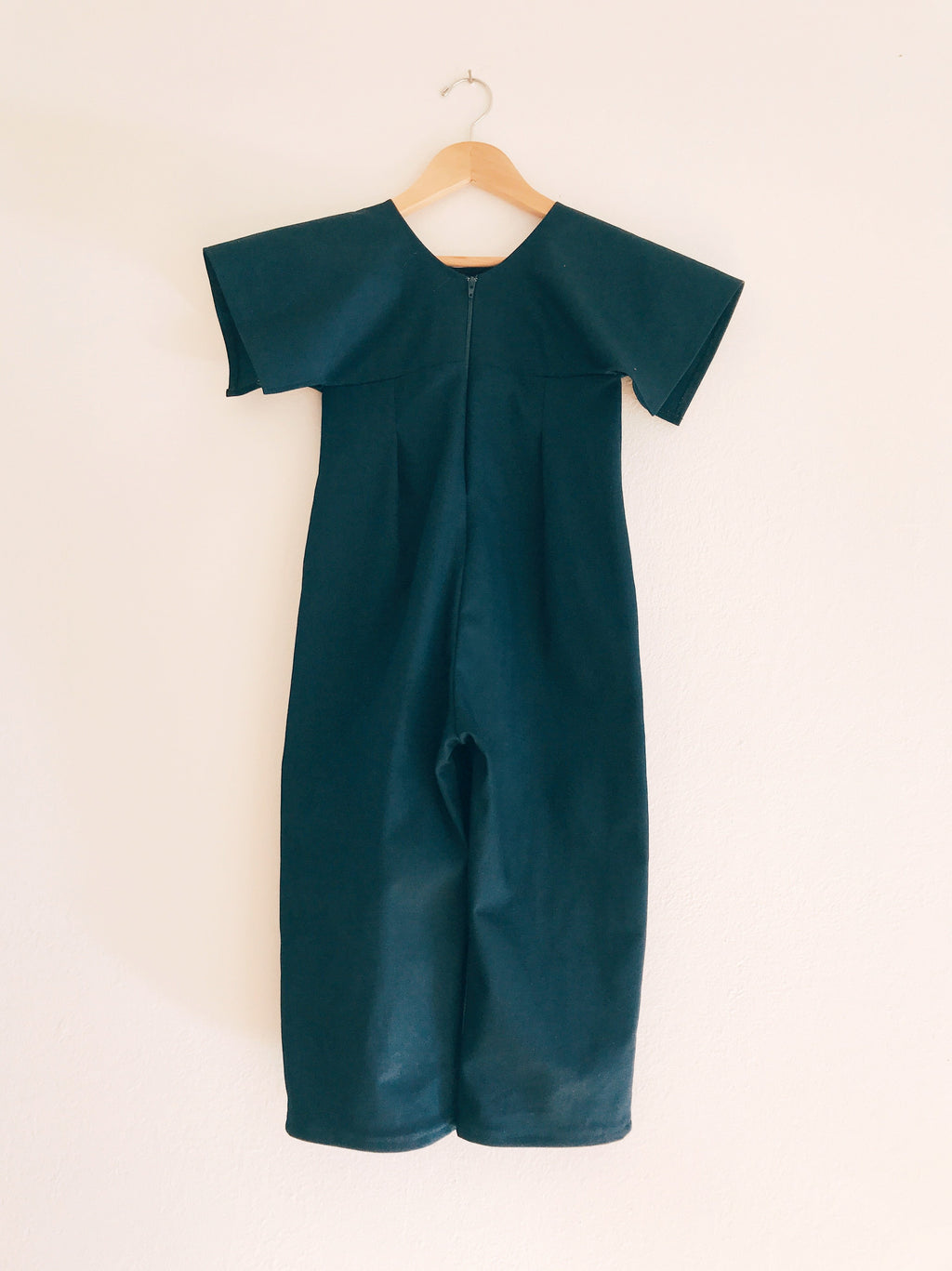 Big Kiss Jumpsuit - Navy