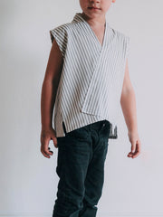 Cross Tank - Stripe