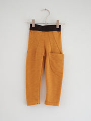 Full Pocket Pant - Glowing Amber