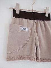 Full Pocket Shorts - Bone