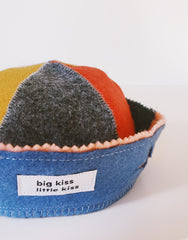Circus Turtle Hat - Crackerjacks