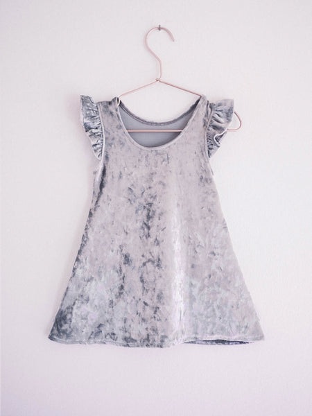 Lark Dress - Cloud