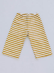 Puddle Jumper Pants - Nutmeg Stripe