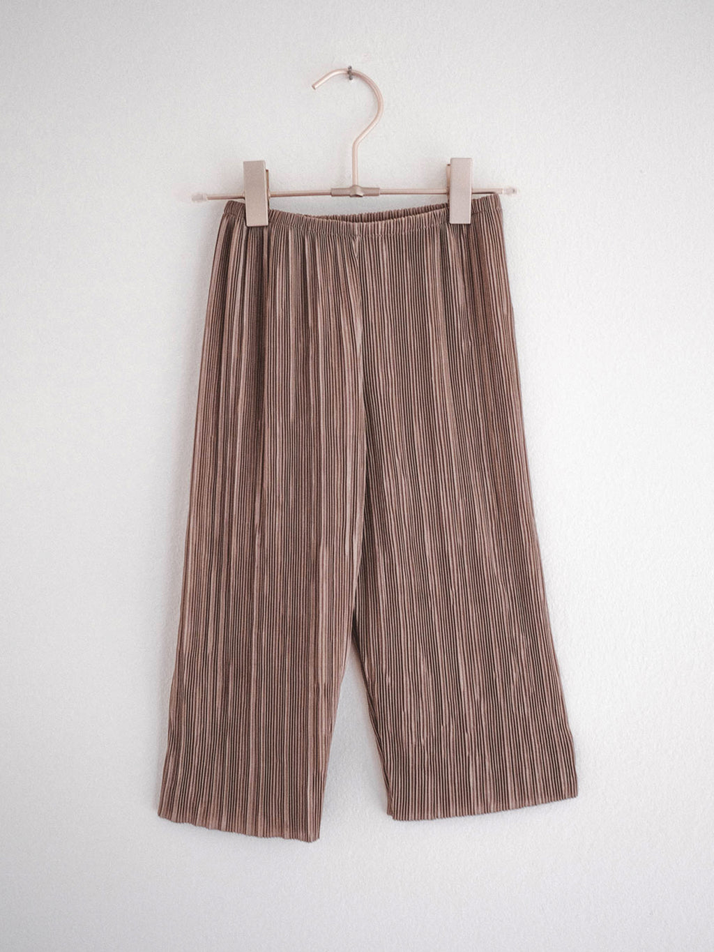 Accordion Pants - Sand