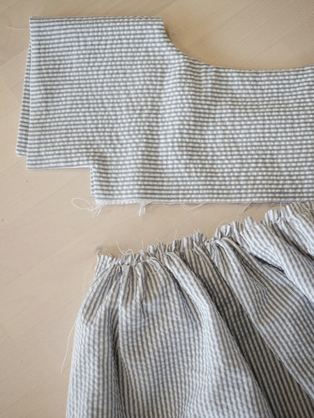 Custom Add On - Contrasting Skirt