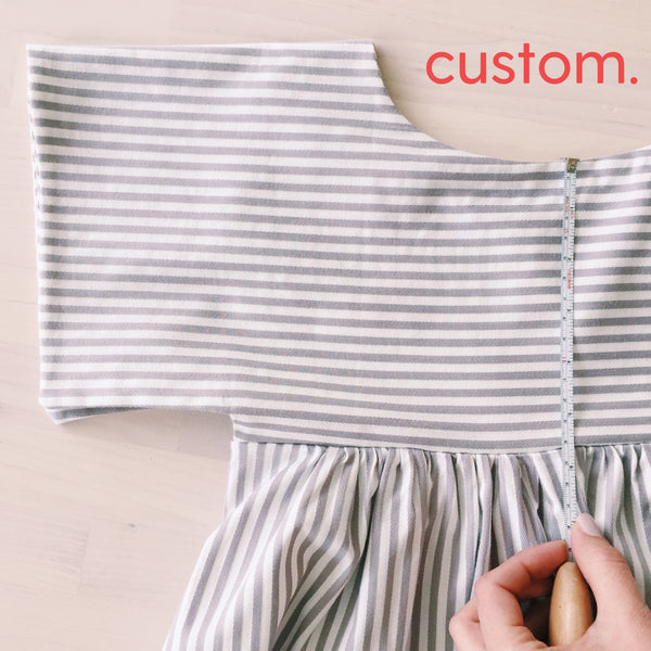 Custom Add On - Custom Skirt Length
