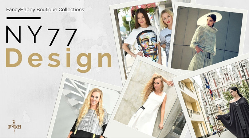 Meet our designers: NY77 Design
