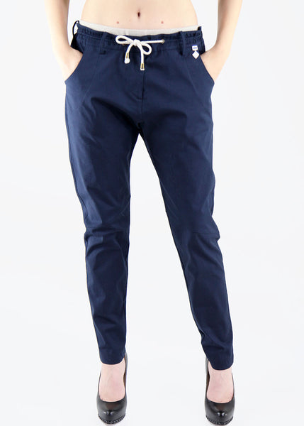 Elisabetta Giusti <br> Cotton Stretch Pants