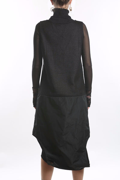 NY77 Design <br> Long Reversible Vest