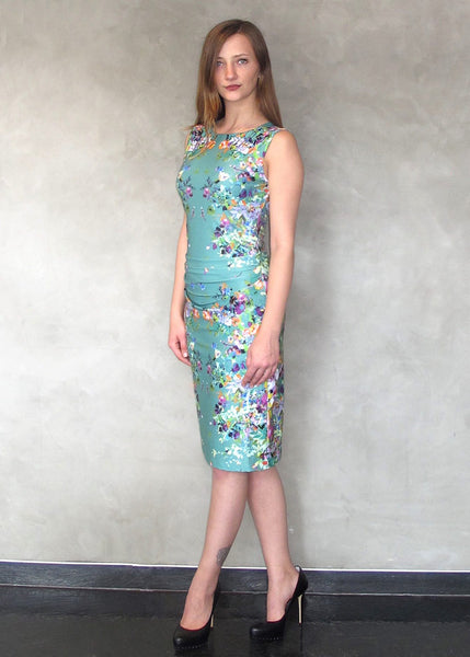 Uttam Boutique <br> Floral Print Dress