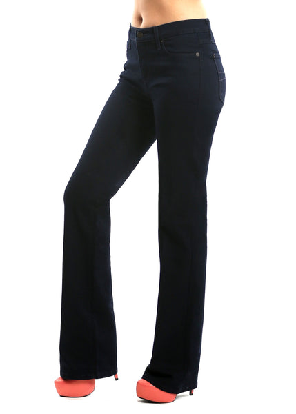 Yoga Jeans <br> High Rise Shape Bootcut Jeans