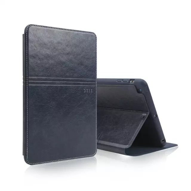 GEBEI iPad Mini 3 2 1 Brand Cover Luxury Slim Thin Flip Business Smart Case Fold Stand Slim Magnetic - Casebuddy