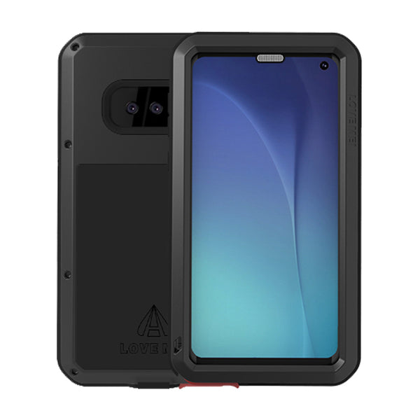 Metal Case For Samsung Galaxy S10 Plus S10E A9 A8 A6 2018 Shockproof 360 Full Body Armor Cover - Casebuddy