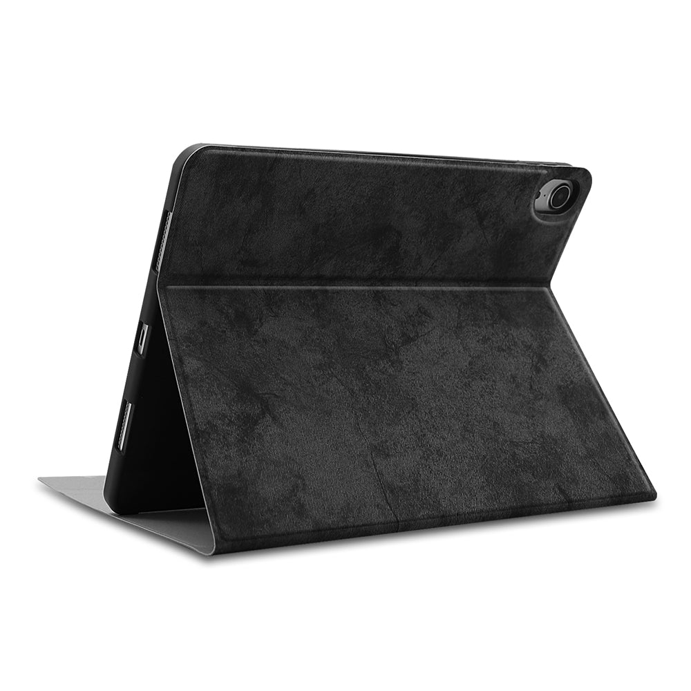 iPad Pro 12.9 2018 Case Keyboard With Pencil holder PU Leather Protective Cover