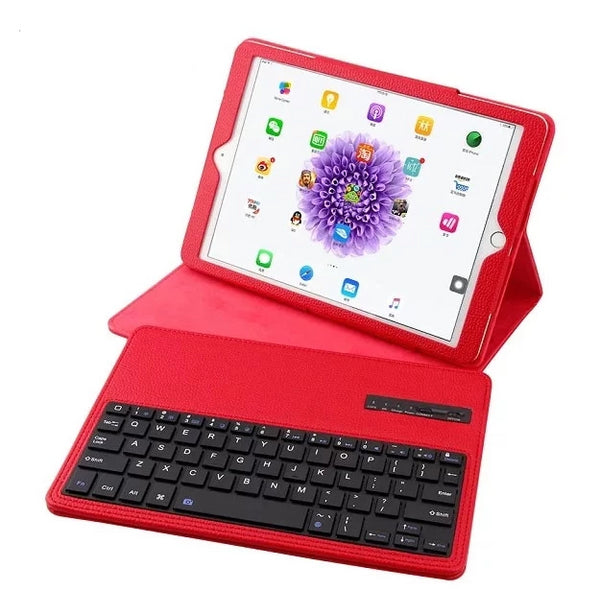 Hot Case iPad 2 3 4 Detachable Case Wireless Bluetooth Keyboard PU leather Tablet Case - Casebuddy