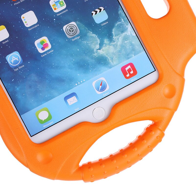 Child Case for Apple iPad Mini 1 2 3 Lovely 3D Cartoon Handle Stand Kids Shockproof EVA Foam Cover - Casebuddy