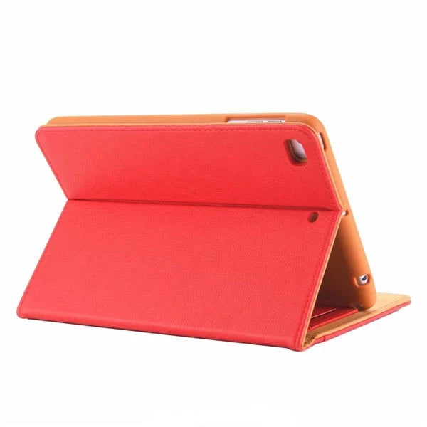 Pencil Holder Soft TPU Back Cover with Auto Sleep/Wake for iPad Mini 1 2 3 7.9 inch Tablet - Casebuddy