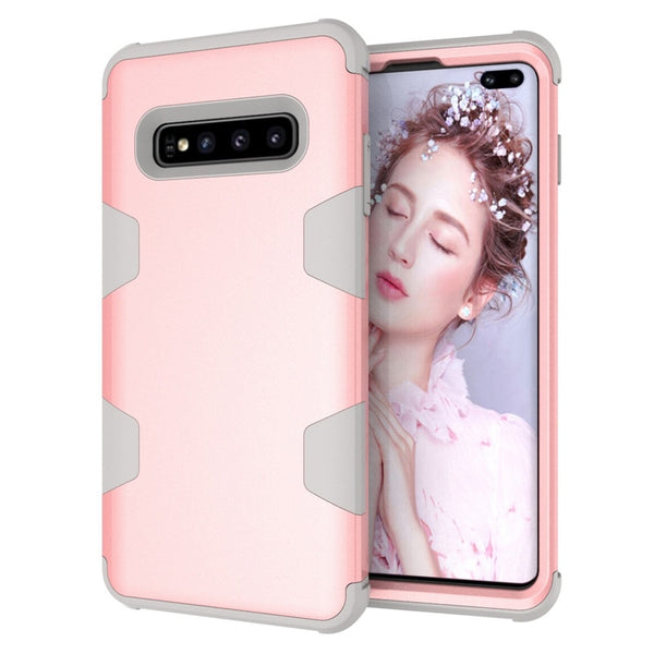 1 Hybrid Shockproof Case Samsung Galaxy Note 9 8 S10E S10 S9 S8 Plus J7 Rubber+PC Hard Rugged Cases - Casebuddy