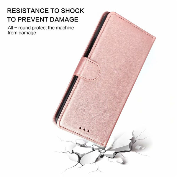 Classic Leather Case Samsung Galaxy S8 S9 S10 Plus S7 Edge J3 J5 A3 A5 A8 A6 J4 J6 Plus A7 Cover - Casebuddy