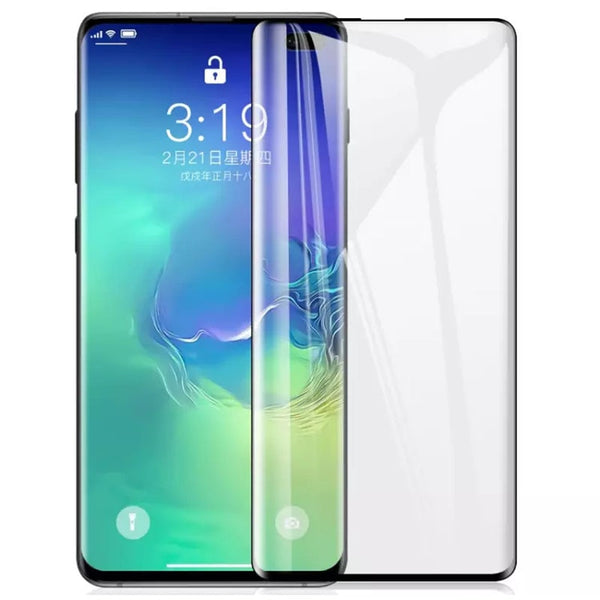 Tempered Glass Case Samsung S10 S9 S8 S10e Plus Protective Glas Screen Protector - Casebuddy