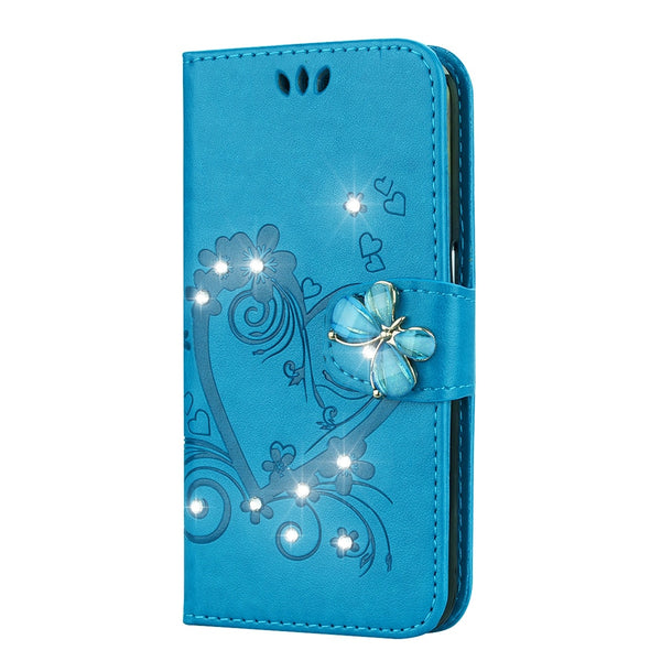 Samsung Galaxy S10 S9 S8 Plus Note 8 9 A33 A20 A50 A60 A70 A8 A6 J3 J5 J7 J8 PU Leather Flip Case - Casebuddy