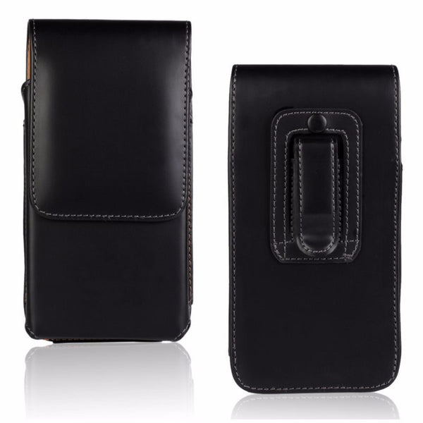 Pouch iPhone 11 Pro Max X 10 8 7 6 6S Plus 5 5S SE 5C 4 4S  Xr Xs Max Case Belt Clip Holster Leather Cover Bag - Casebuddy