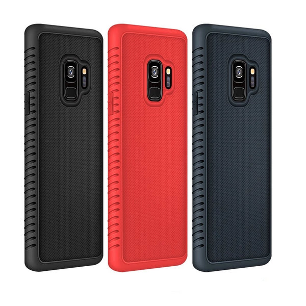 Luxury Silicone Case Samsung Galaxy S8 S9 S10 Plus S10E J7 J5 J3 Pro J2 A3 A5 A8 Note 8 9 Cover - Casebuddy
