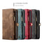 Retro PU Leather Case Samsung Galaxy Note 10 Plus 5G 9 8 S10 S10e S9 S8 Plus Flip Wallet Back Cover with Cash Card Pocket - Casebuddy