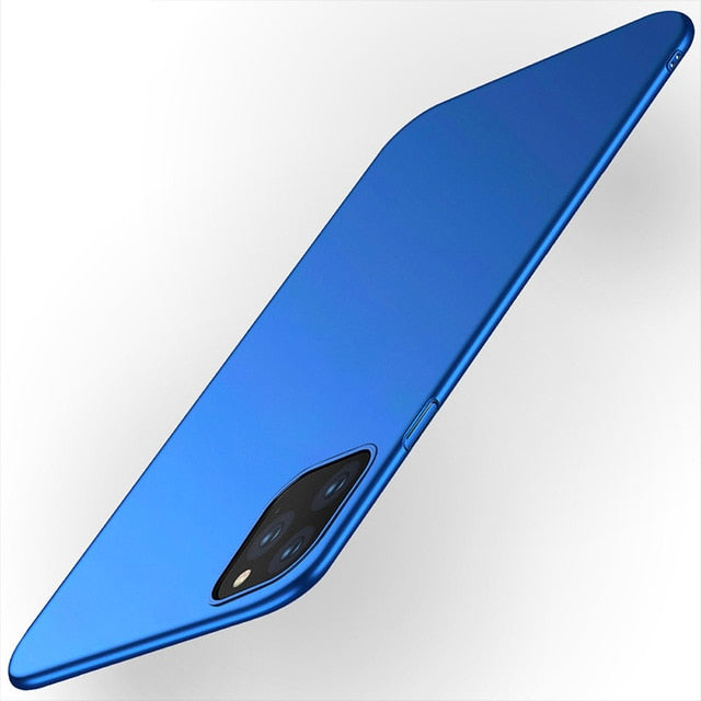 iPhone 11 Pro Max 2019 Case Ultra Slim Soft TPU Silicon Cover - Casebuddy