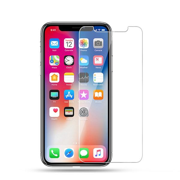HD Tempered Glass iPhone 11 Pro 11 XS Max XR XS 6 6s 7 8 plus 5 5s SE 4 4s 9H Screen Protector Film - Casebuddy