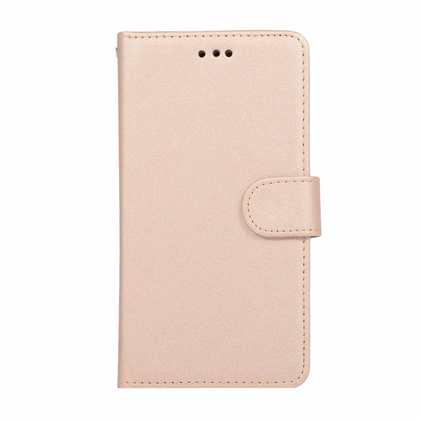 2 in 1 Magnetic Detachable Leather Wallet Case iPhone 11 Pro XS Max XR 7 8 6 Plus 5S Ultra Slim Flip Cover - Casebuddy