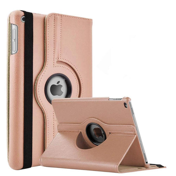 Rotating Magnetic Smart PU Leather Cover iPad 10.2 7th Gen 2019 A2198 A2200 A2232 New - Casebuddy
