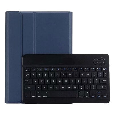 "Removable Bluetooth Keyboard Case Cover Stand iPad 10.2"" 2019 7th Generation - Casebuddy"