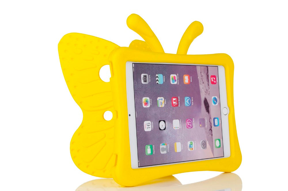 "Hot EVA Shockproof Case for iPad Mini 1 2 3 4 7.9"" Cartoon Butterfly Stand Kids Safe Cases"