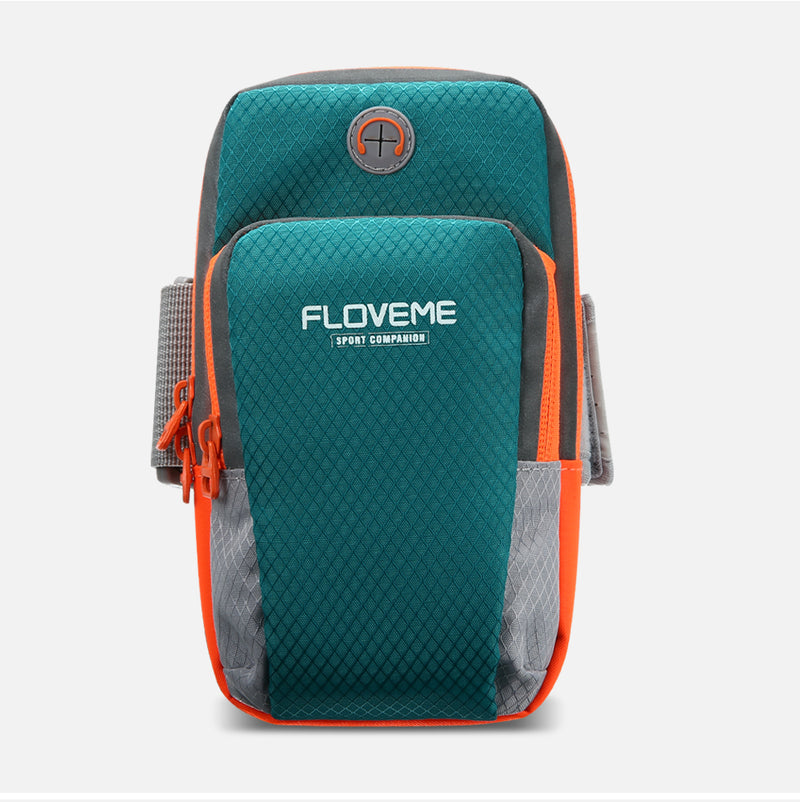 FLOVEME Sport Arm Band Case Running Jogging Bag Universal iPhone 8 7 Plus 6 6 5 SE 5S Plus X XS - Casebuddy