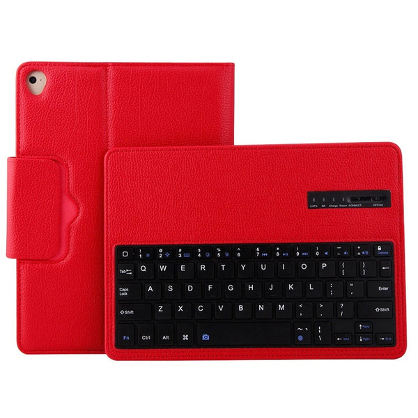 Magnetic Detachable Bluetooth Keyboard Leather Stand Case For iPad Mini 1 2 3 4 5 - Casebuddy