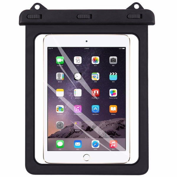 Universal Waterproof Case for iPad Pro 10.5 9.7 11 Dry Bag Pouch iPad 1 2 3 4 5 6 2017/2018 Air 3/2/1 Swimming