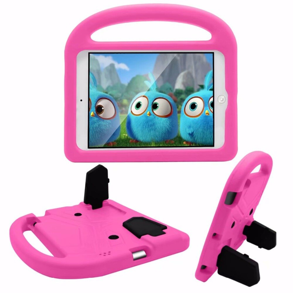 iPad 2 3 4 Kids Case 360 Full Protect Stand Cover Heavy Duty Hybrid Shockproof Silicone