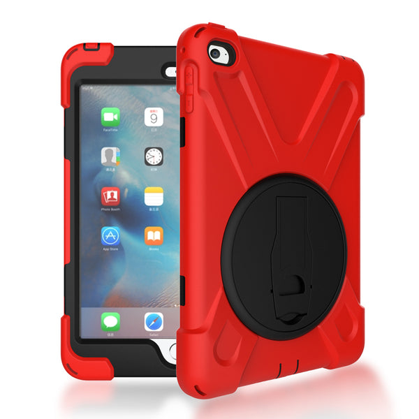 Apple iPad Mini 4 Spider Case Military Heavy Duty Waterproof Dust/Shock Proof Tablet Case - Casebuddy