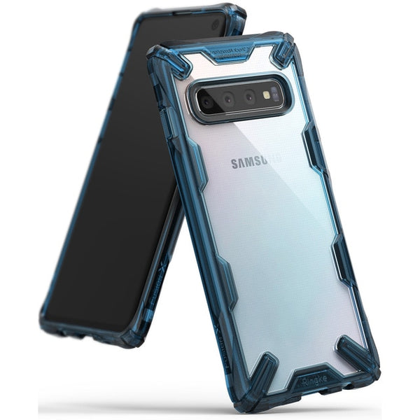 Clear Rearth Ringke Fusion Series Cases for Samsung Galaxy S10 Plus S10E - Casebuddy